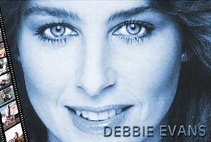 Click here to view the demo reel for Debbie Evans Leavitt