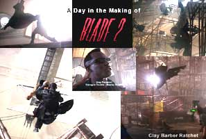 Click here to watch the video clip for Blade II