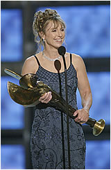 Click here to watch Debbie Evans accepting a Taurus Award